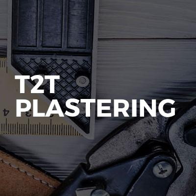 T2T plastering