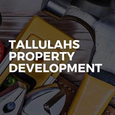 Tallulahs property development