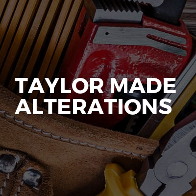 Taylor Made Alterations