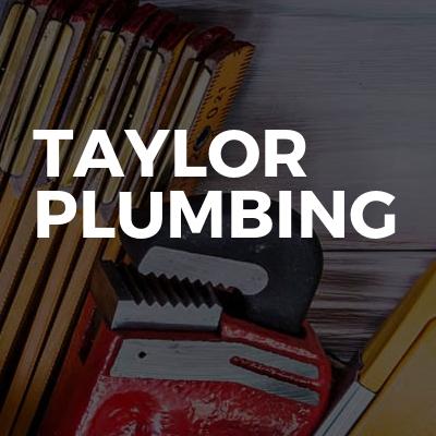 Taylor plumbing