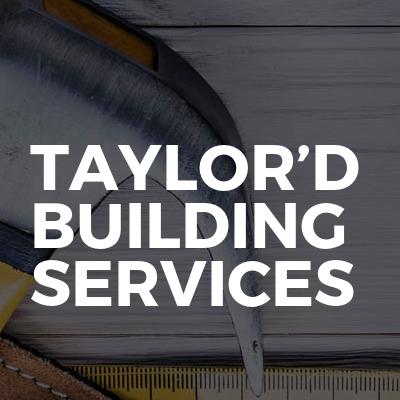 Taylor'd Building Services