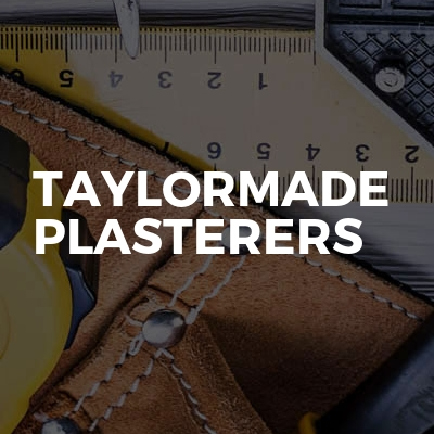 Taylormade Plasterers