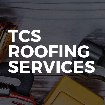 Tcs roofing services
