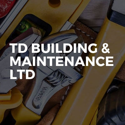 TD Building & Maintenance LTD