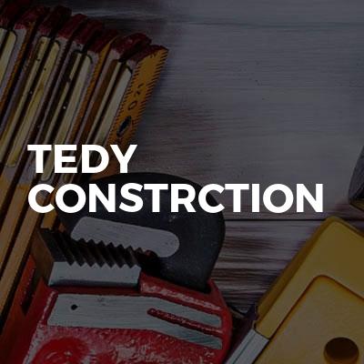 Tedy Constrction