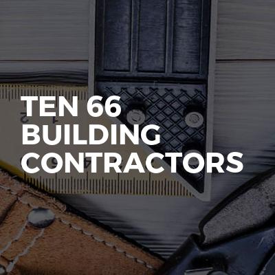 Ten 66 Building Contractors