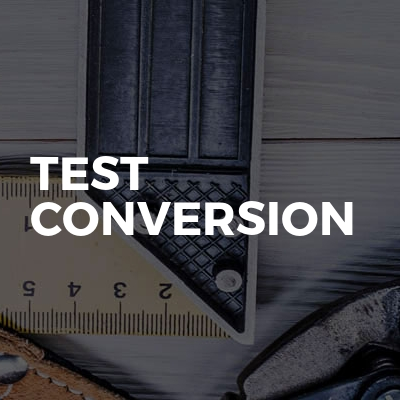 Test Conversion