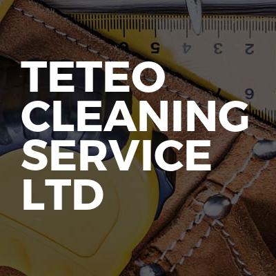 Teteo Cleaning Service Ltd