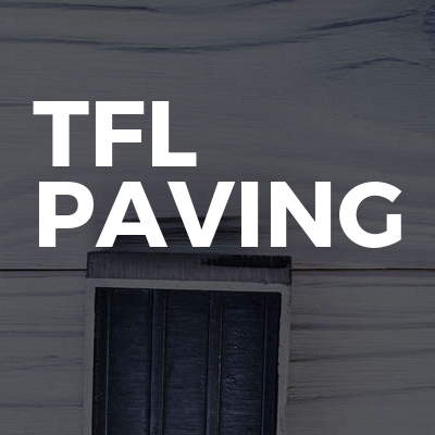 TfL paving