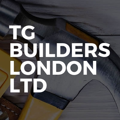TG Builders London LTD