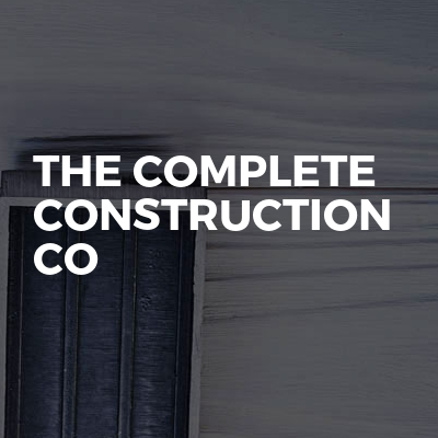 The Complete Construction Co