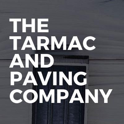 the tarmac and paving company