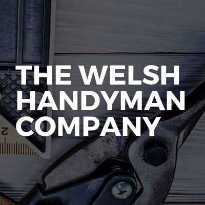 The Welsh Handyman Company