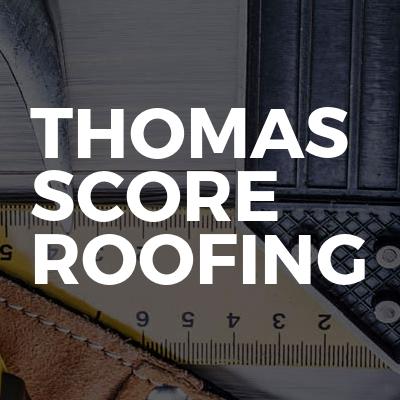 Thomas Score Roofing