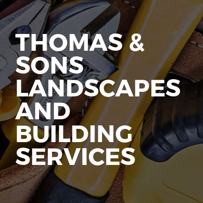 Thomas & Sons Landscapes And Building Services