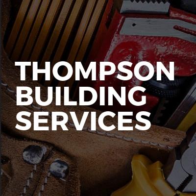 THOMPSON BUILDING SERVICES