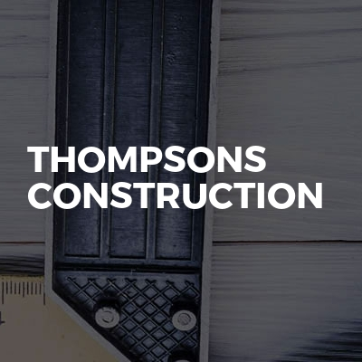 Thompsons Construction