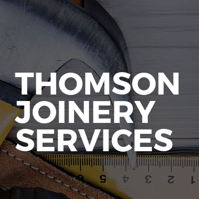 Thomson Joinery Services
