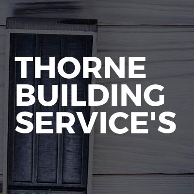 Thorne Building Service's