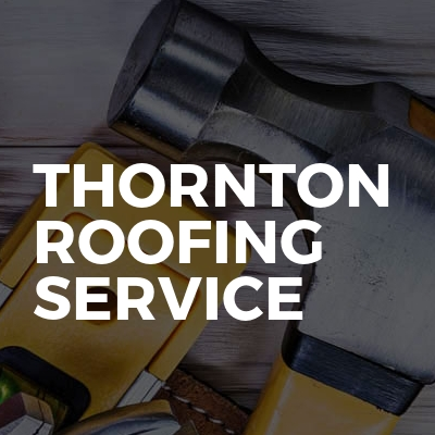 Thornton roofing service