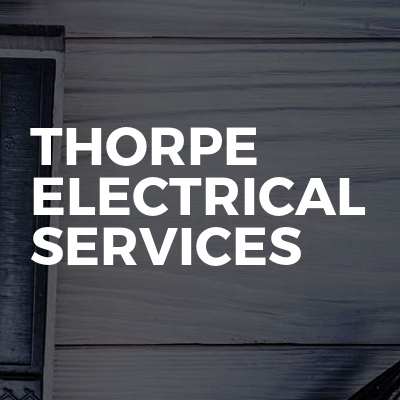 Thorpe Electrical Services