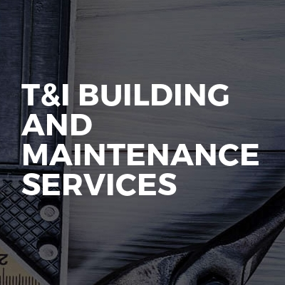 T&I Building And Maintenance Services