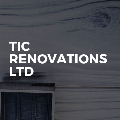 TIC Renovations Ltd