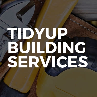 Tidyup Building Services