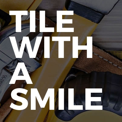 Tile with a smile