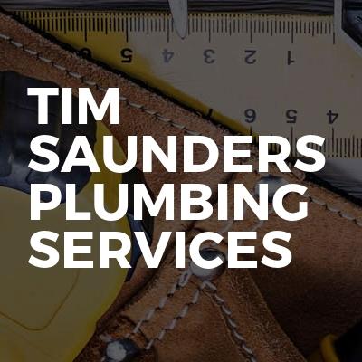 Tim Saunders Plumbing  Services