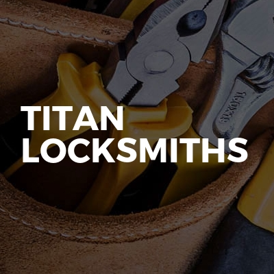 Titan locksmiths