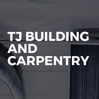 TJ Building And Carpentry