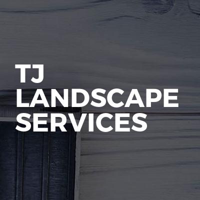 TJ landscape services