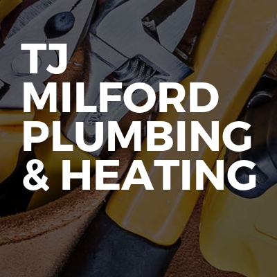 TJ Milford plumbing & heating
