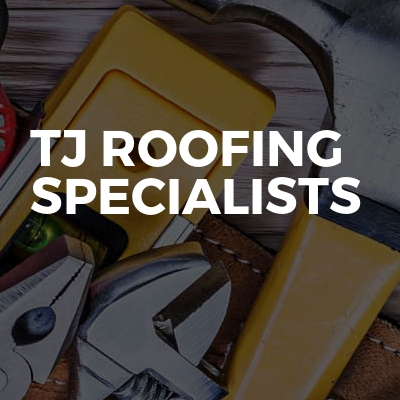TJ Roofing Specialists