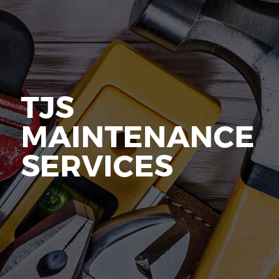 Tjs maintenance services