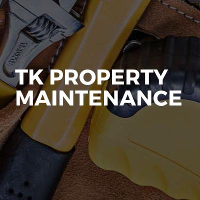 TK PROPERTY MAINTENANCE