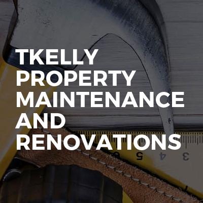 Tkelly Property Maintenance And Renovations