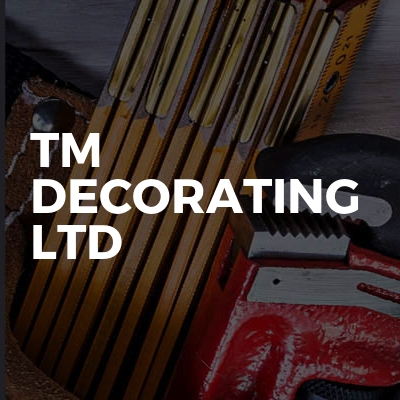 TM Decorating Ltd