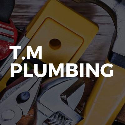 T.M Plumbing
