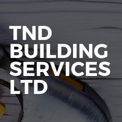 TND BUILDING SERVICES LTD