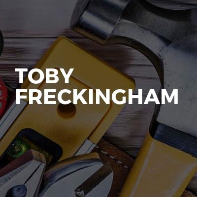 Toby Freckingham