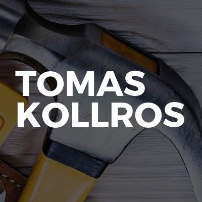 Tomas Kollros