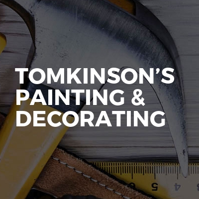 Tomkinson's Painting & Decorating