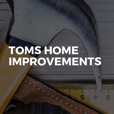Toms Home Improvements