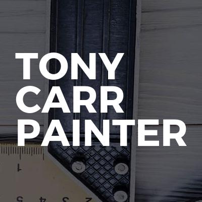 Tony Carr Painter