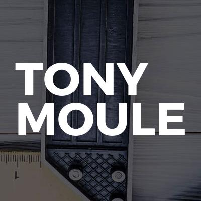 Tony moule