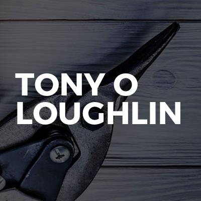 Tony O Loughlin