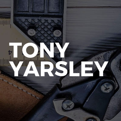Tony yarsley