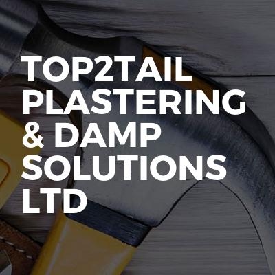 Top2tail plastering & damp solutions ltd